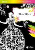 Třpytivé omalovánky - Boho Black - Ditipo
