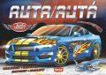 Turbo Motory – Auta/Autá + samolepky - INFOA
