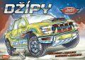 Turbo Motory – Džípy + samolepky - INFOA