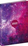 Týdenní diář Cambio Fun 2022, Galaxy, 15 x 21 cm - Presco Group