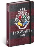 Týdenní diář Harry Potter – Hogwarts 2021, 11 × 16 cm - Presco Group