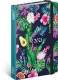 Týdenní diář Ovoce 2021, 11 × 16 cm -
