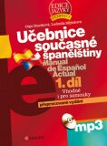 Učebnice současné španělštiny 1. díl + 3 audio CD - ...