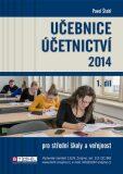 Učebnice Účetnictví 2014 1. díl - Pavel Štohl