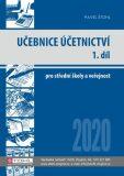 Učebnice Účetnictví I. díl 2020 - Pavel Štohl