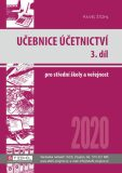 Učebnice Účetnictví III. díl 2020 - Pavel Štohl