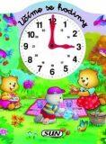 Učíme se hodiny - pěnová kniha - neuveden