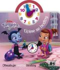 Vampirina - Kniha s hodinam - neuveden