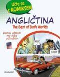 Učte se s komiksem - angličtina - kolektiv