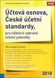 Účtová osnova, České účetní standardy 2018 - Jaroslava Svobodová