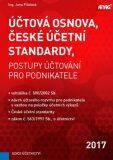 Účtová osnova, České účetní standardy 2017 - Jana Pilátová