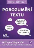 Umím češtinu? - Porozumění textu 9 - Hana Mikulenková, ...
