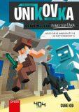 Únikovka Deník malého Minecrafťáka - Cube Kid