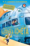 Únos ve vlaku Kalifornská kometa - M. G. Leonardová, Sam Sedgman