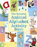 Usborne - Animal alphabet activity book - Mairi Mackinnon