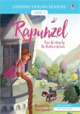 Usborne - English Readers 1 - Rapunzel -