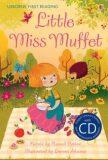 Usborne First 2 - Little Miss Muffet + CD - Russell Punter