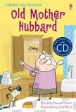 Usborne First 2 - Old Mother Hubbard + CD - Russell Punter