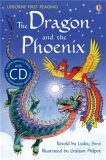 Usborne First 2 - The Dragon and the Phoenix + CD - Lesley Sims
