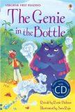 Usborne First 2 - The Genie in the Bottle + CD - Rosie Dickinsová