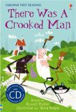 Usborne First 2 - There Was A Crooked Man + CD - Rosie Dickinsová