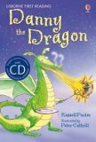Usborne First 3 - Danny the dragon + CD - Russell Punter