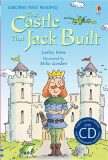Usborne First 3 - The Castle That Jack Built + CD - Lesley Sims