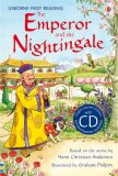 Usborne First 4 - The Emperor and the Nightingale + CD - Hans Christian Andersen