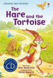 Usborne First 4 - The Hare and the Tortoise + CD - Mairi Mackinnon