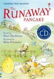 Usborne First 4 - The Runaway Pancake + CD - Mairi Mackinnon