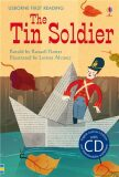 Usborne First 4 - The Tin Soldier + CD - Russell Punter