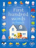 Usborne - First hundred words in French - Stephen Cartwright, ...