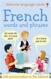 Usborne language cards - French words and phrases - Felicity Brooks, ...