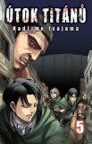 Útok titánů 5 - Hadžime Isajama