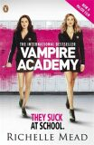 Vampire Academy 1 film tie-in (anglicky) - Richelle Mead