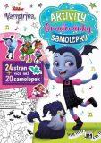 Vampirina - Cvičebnice A4+ - JIRI MODELS