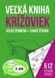 Veľká kniha krížoviek - Bookmedia