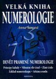 Velká kniha numerologie - Anna Šanová