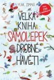 Velká kniha samolepek drobné havěti - Yuval Zommer
