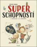 Veľká kniha superschopností - Susanna Isern, Rocio Bonilla