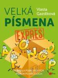 Velká písmena expres - Vlasta Gazdíková