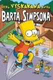 Simpsonovi - Velká vyskákaná kniha Barta Simpsona - Matt Groening