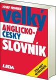 Velký AČ-ČA slovník - Fronek (2 knihy) - Josef Fronek
