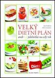 Velký dietní plán aneb 12 jídelníčků na celý rok - Jana Vašáková, ...