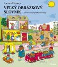 Veľký obrázkový slovník slovensko-anglicko-nemecký - Richard Scarry