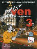 Ven nuevo 3 Příručka učitele + CD - Francisca Castro, ...