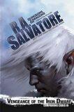 Venegance of the Iron Dwarf - Robert Anthony Salvatore