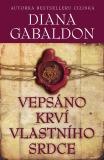 Vepsáno krví vlastního srdce - Diana Gabaldon