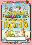 Veselé omalovánky s příklady do 10 - Jan Mihálik