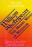 Veselé paničky Windsorské / The Merry Wives of Windsor - William Shakespeare